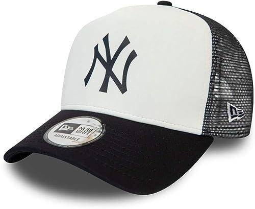 New Era New York Yankees A Frame Adjustable Trucker Cap Diamond Era