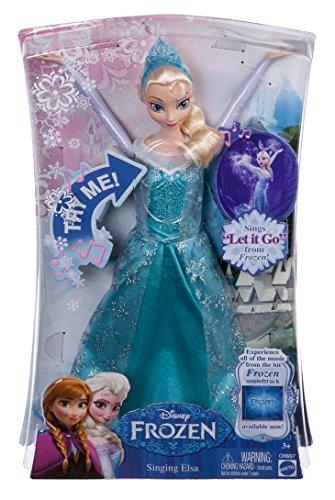 Disney Frozen Doll–Princess Cantarina, 33cm Elsa 33.0 x 20.1 x 6.3