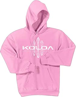 Koloa Surf Co. Vintage Surfboard Hoodie. Pullover Hooded Sweatshirts S-4XL