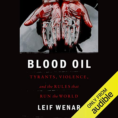 Blood Oil cover art