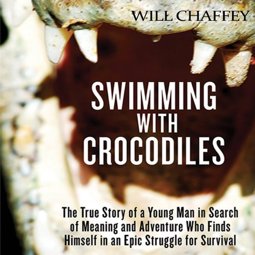 Swimming with Crocodiles audiobook cover art