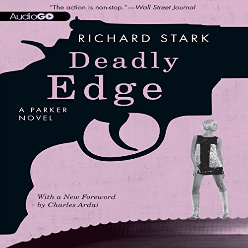 Deadly Edge audiobook cover art
