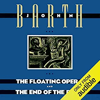 The Floating Opera and The End of the Road audiobook cover art