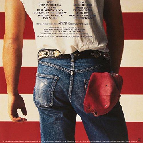 Born In The U.S.A. (Vinyl, 2014 Re-master) [VINYL]
