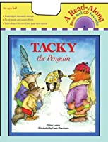 Tacky the Penguin (Book and CD) by Helen Lester(2006-10-18)