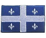 Canada Quebec Flag...image