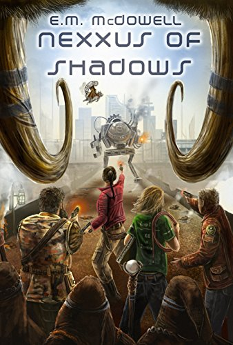 Nexxus Of Shadows: Book 2 Of The Frameway Multiverse Series (English Edition)