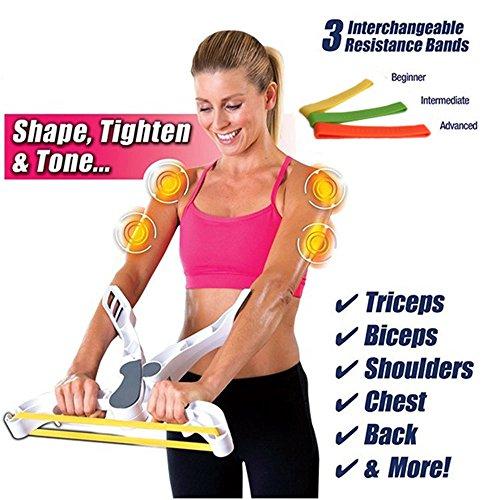 Wunder Arme-Arme Oberkörper-Workout-Maschine Force Fitness Equipment Für Fitness-Enthusiasten