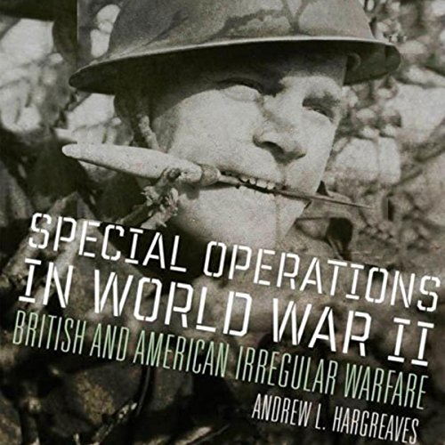 Special Operations in World War II audiobook cover art
