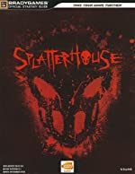 Splatterhouse Official Strategy Guide de BradyGames