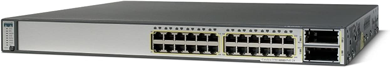 cisco ws c3750e 24pd s