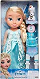 Disney Frozen Tea Time with Elsa and Olaf Doll Playset...