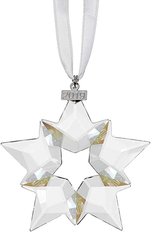 Swarovski Annual Edition 2019 Large Christmas Ornament Clear