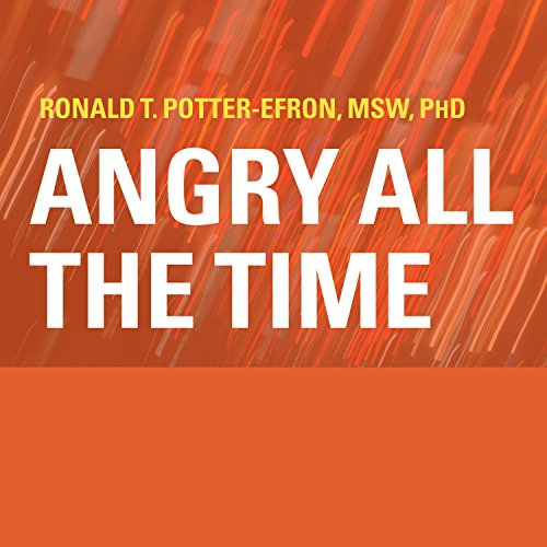 Angry All the Time audiobook cover art