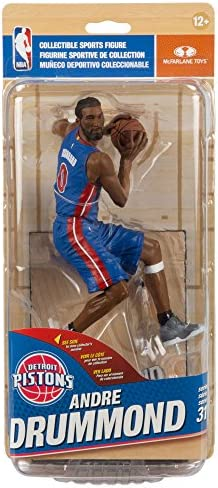 McFarlane Toys NBA Series 31 Andre Drummond Detroit Pistons Action Figure