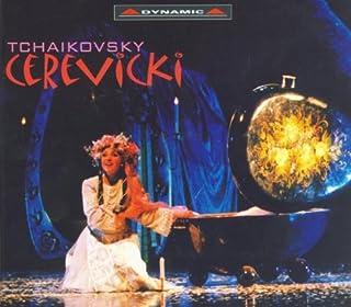 Cherevichki: Act II Scene 1: Scene: The storm has swept my broomstick away (Solocha, Bes)