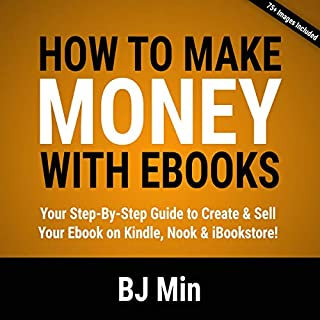 How to Make Money with Ebooks cover art