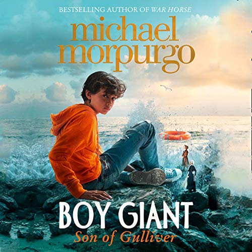 Page de couverture de Boy Giant: Son of Gulliver