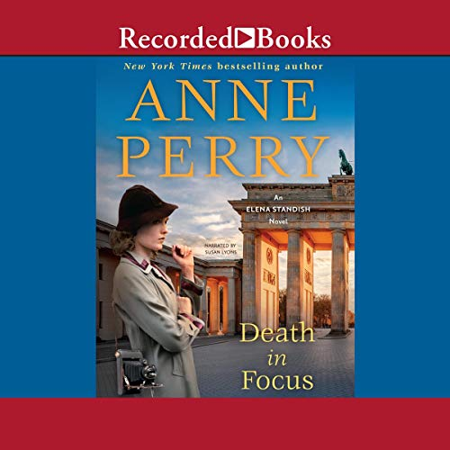 Death in Focus audiobook cover art
