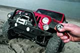 WARN 90288 Powersports Winch Component Accessory: Wireless Remote Control System for ATV and UTV Winches