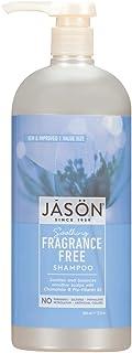 Jason Shampoo, Fragrance Free, 32 Oz
