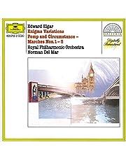 Elgar : Enigma Variations / Pomp & Circumstance (Marches)