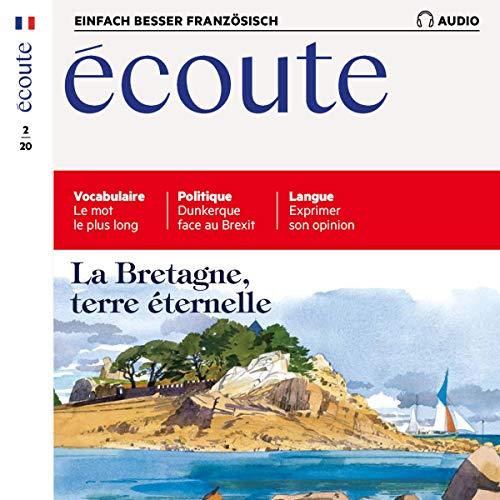 『Écoute Audio - La Bretagne, terre éternelle. 2/2020』のカバーアート