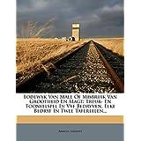 Lodewyk Van Male of Misbruik Van Grootheid En Magt: Treur- En Tooneelspel in Vyf Bedryven, Elke Bedryf in Twee Tafereelen...