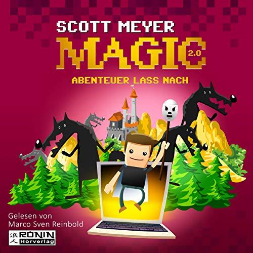 Abenteuer lass nach (Magic 2.0, 3) Titelbild