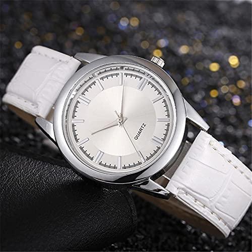 Relojes Reloj para Mujer Reloj Informal De Negocios con Correa De Malla De Acero Inoxidable Reloj De Cuarzo con Esfera Simple Reloj De Pulsera Analógico Reloj para Damas Y Niñas Regalo B