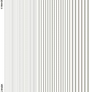 Stripes white Dry Transfer Decals Woodland Scenics