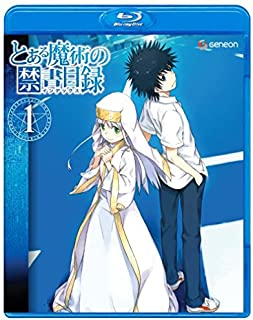 A Certain Magical Index Vol.1 Normal Edition JAPANESE EDITION