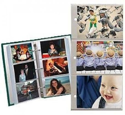 Pioneer RST-6 4x6 Photo Album Refill Pages