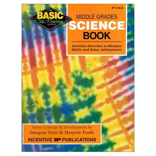 Middle School Science Textbook: Amazon com