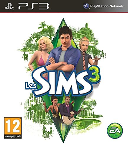 Third Party - Les Sims 3 Occasion [PS3] - 5030931085949