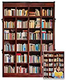 AOFOTO 5x7ft Bookshelf Background Bookcase Photography Backdrop Library Book Store Kid Adult Boy Girl Student Lovers Teenagers Portrait Photoshoot Studio Props Video Drape Seamless Wallpaper