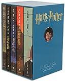 Harry Potter, coffret 5 volumes - Tome 1 à tome 5