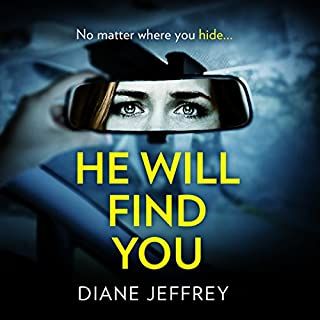 He Will Find You audiobook cover art