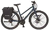 Prophete Damen ENTDECKER 20.BTT.10 Trekking-Bike 28' Fahrrad, blau, RH 50