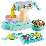 HKFV DIY Machine à Nouilles Jouets Pâtes Simulée Plastique Jeu Mini Cuisine Creative Pretend Cadeaux De...