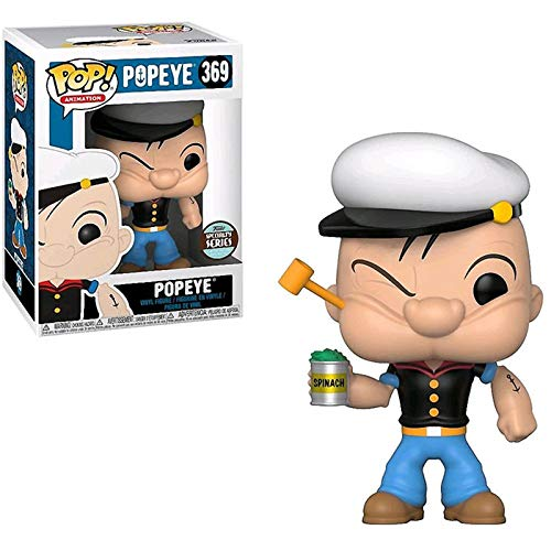 Gogowin Popeye #369 Popeye Special Edition Chibi Figure