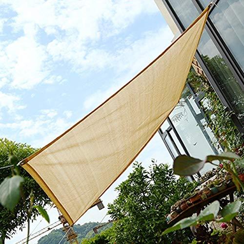 Malla Sombreo, Cifrado Engrosamiento Protección Solar Enfriamiento Antienvejecimiento Protección Medio Ambiente Prueba Viento Prueba Lluvia Cobertizo Sombreado 90% Mirador Jardín Vele parasole