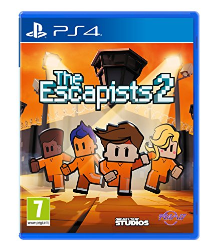 The Escapists 2 - PlayStation 4 [Edizione: Regno Unito]