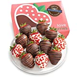 Made with Ghirardelli Sweet Chocolate Covered Strawberries - 12 Berries