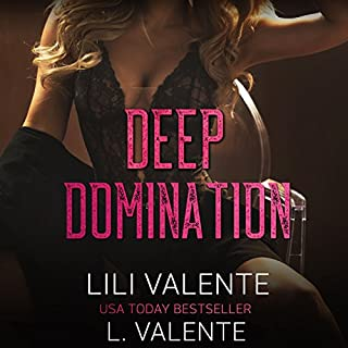 Deep Domination audiobook cover art