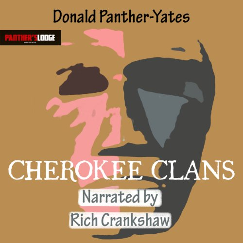 Cherokee Clans audiobook cover art