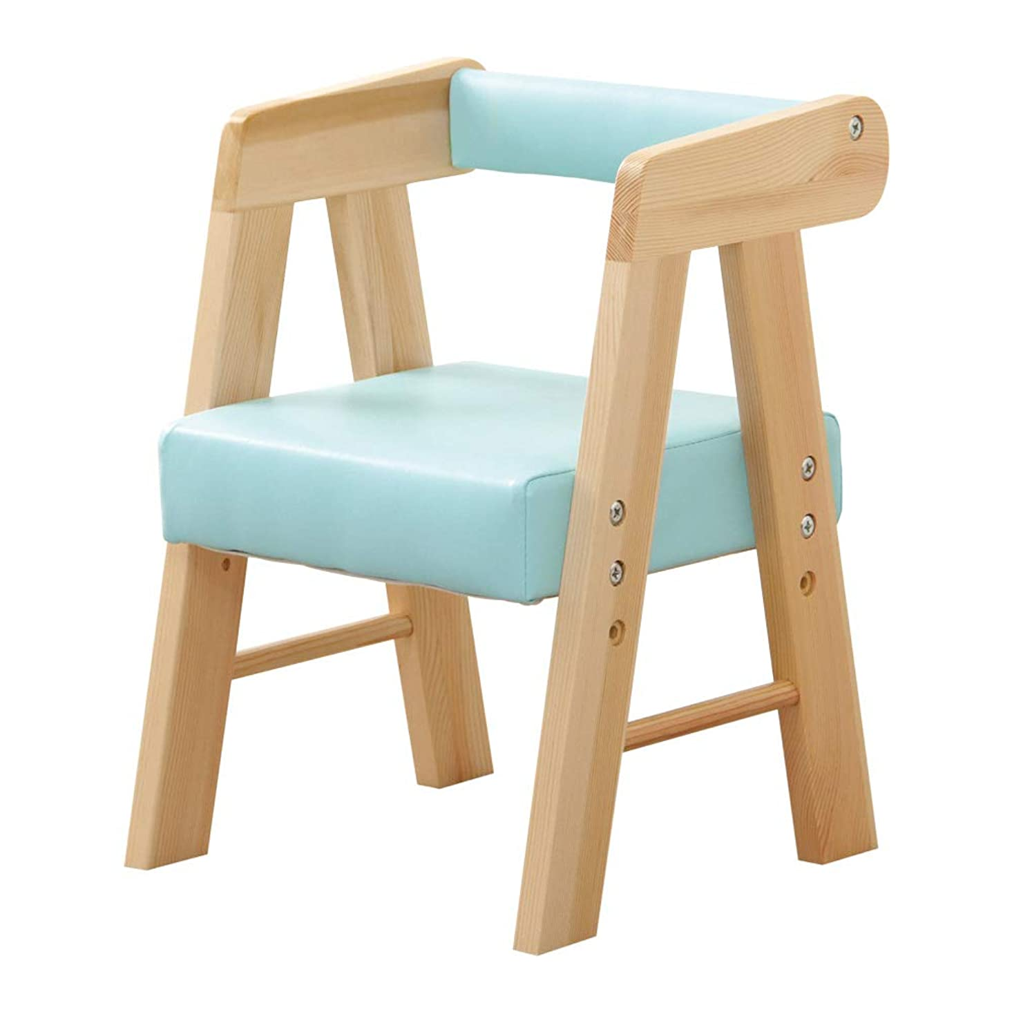 昼食倒錯欲しいですロータイプキッズチェア【アニェラ-AGNELLA -】(キッズ チェア 椅子)ブルー