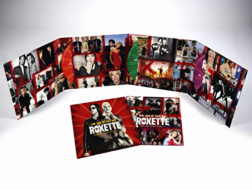 Roxette - Bag Of Trix (Music From The Roxette Vaults) 4 Lp [Vinilo]
