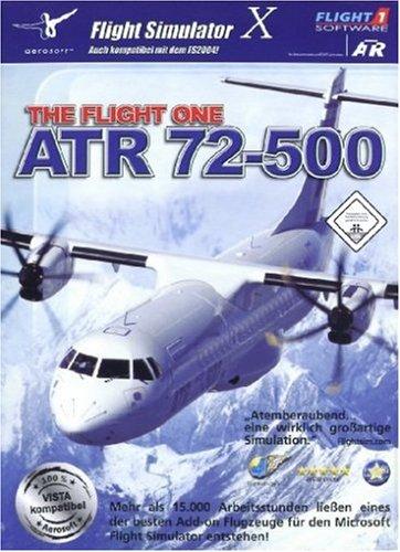 Flight Simulator X - Flight 1: ATR 72-500