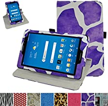 AT&T Trek 2 HD Rotating Case (Model 6461A),Mama Mouth 360 Degree Rotary Stand with Cute Cover for 8
